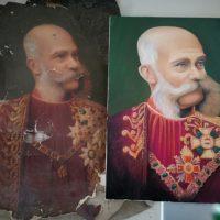 Kaiser Franz Josef in neuen Farben