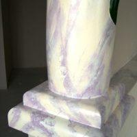 Marmor- und Steingutimitation