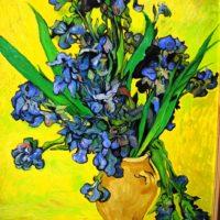 Reproduktion: Van Gogh – Iris