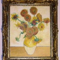 Reproduktion: Van Gogh – Sonnenblumen